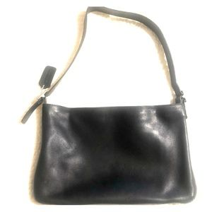 Coach black handbag